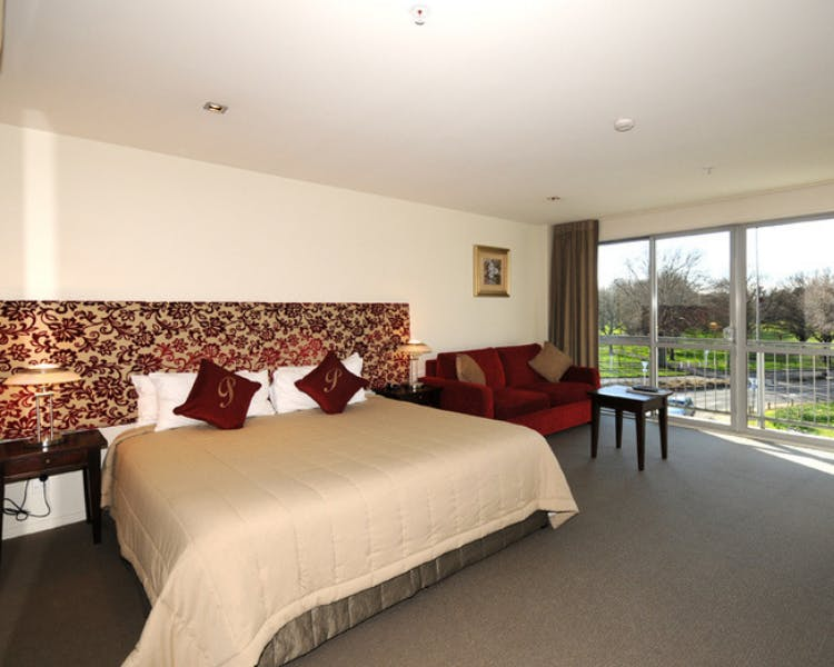 Parkview on Hagley - Penhouse Executive Room - Chrischurch Hotel