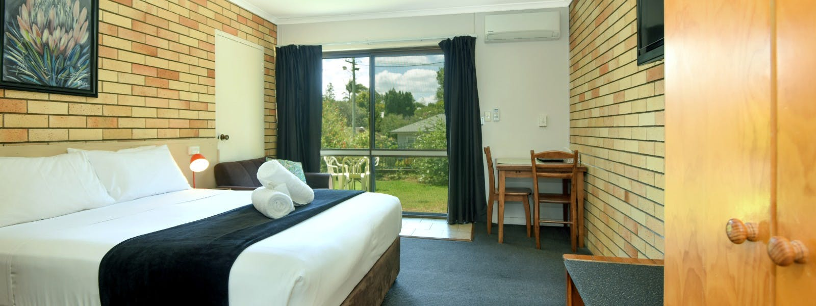 accommodation toowoomba cbd