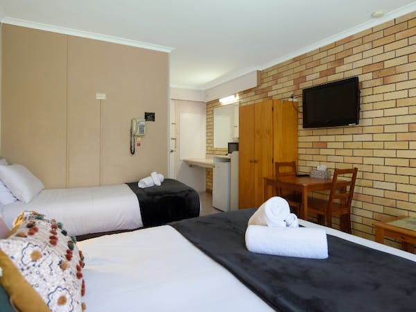 accomodation toowoomba qld