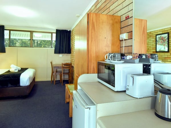 motel accommodation toowoomba qld