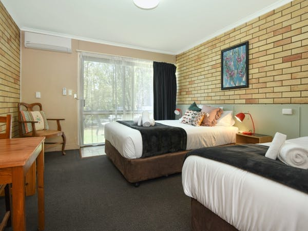 toowoomba accomodation