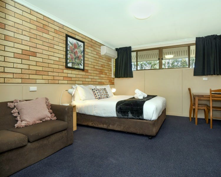 holiday accommodation toowoomba queensland