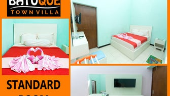 Home Batuque Town Villa