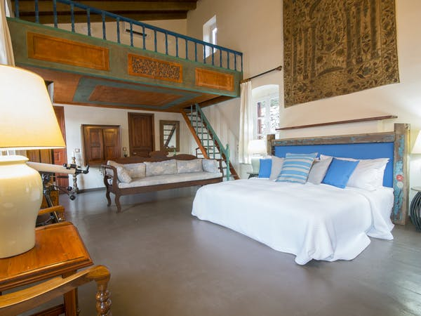Emporio Symi Rooms