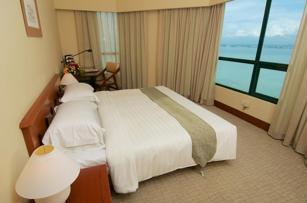 2 Bedrooms suite Seaview room