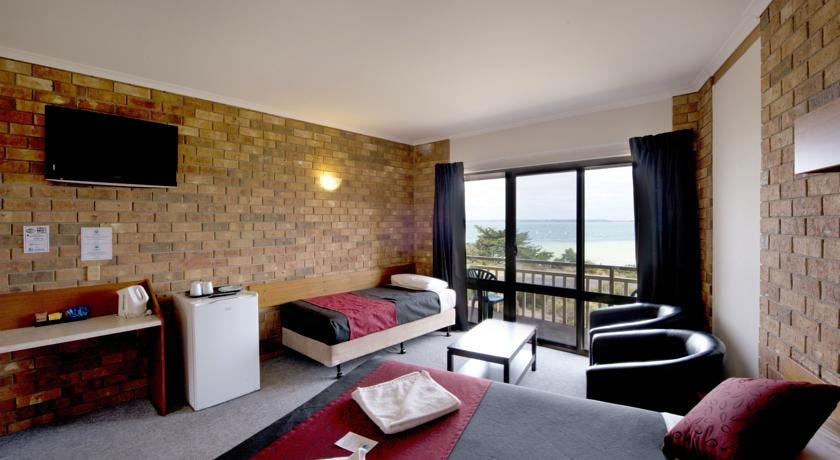 Kangaroo Island Accommodation Ocean View Room