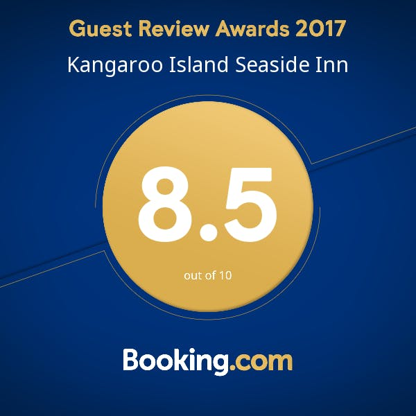 Kangaroo Island Seaside Inn Review Award