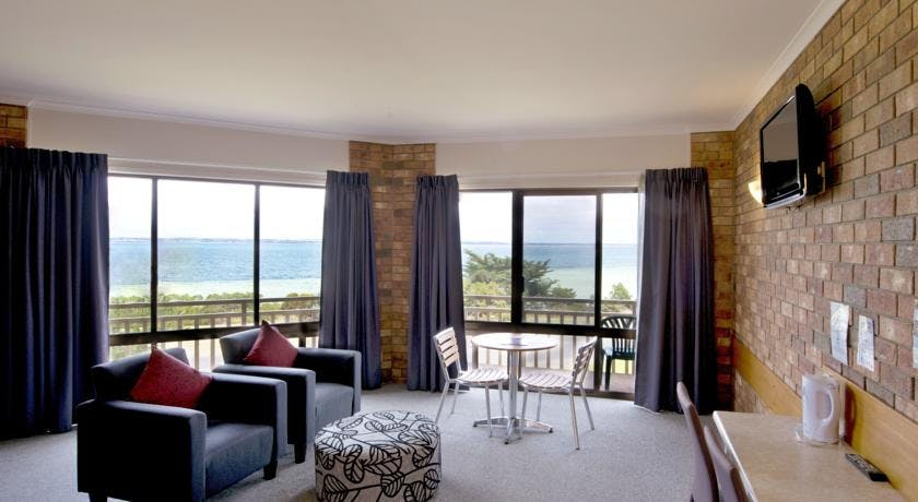 Kangaroo Island Accommodation Superior King Room