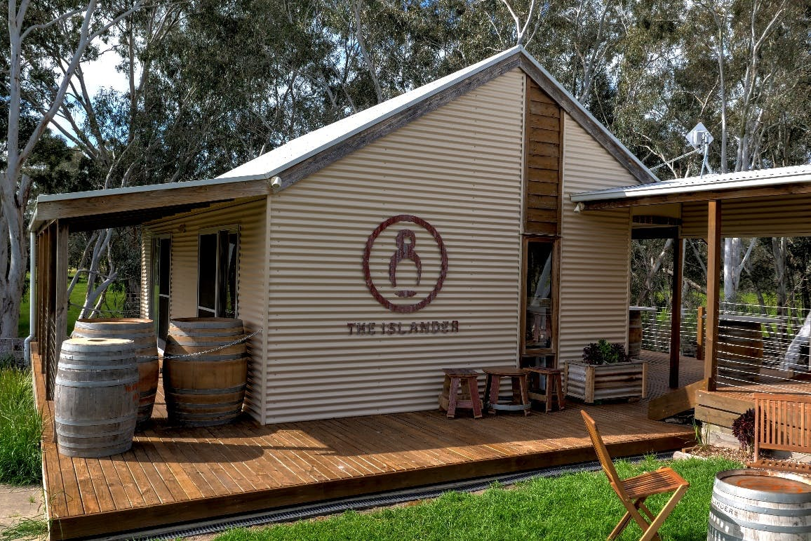 Islander Estate Vineyard Cellar Door