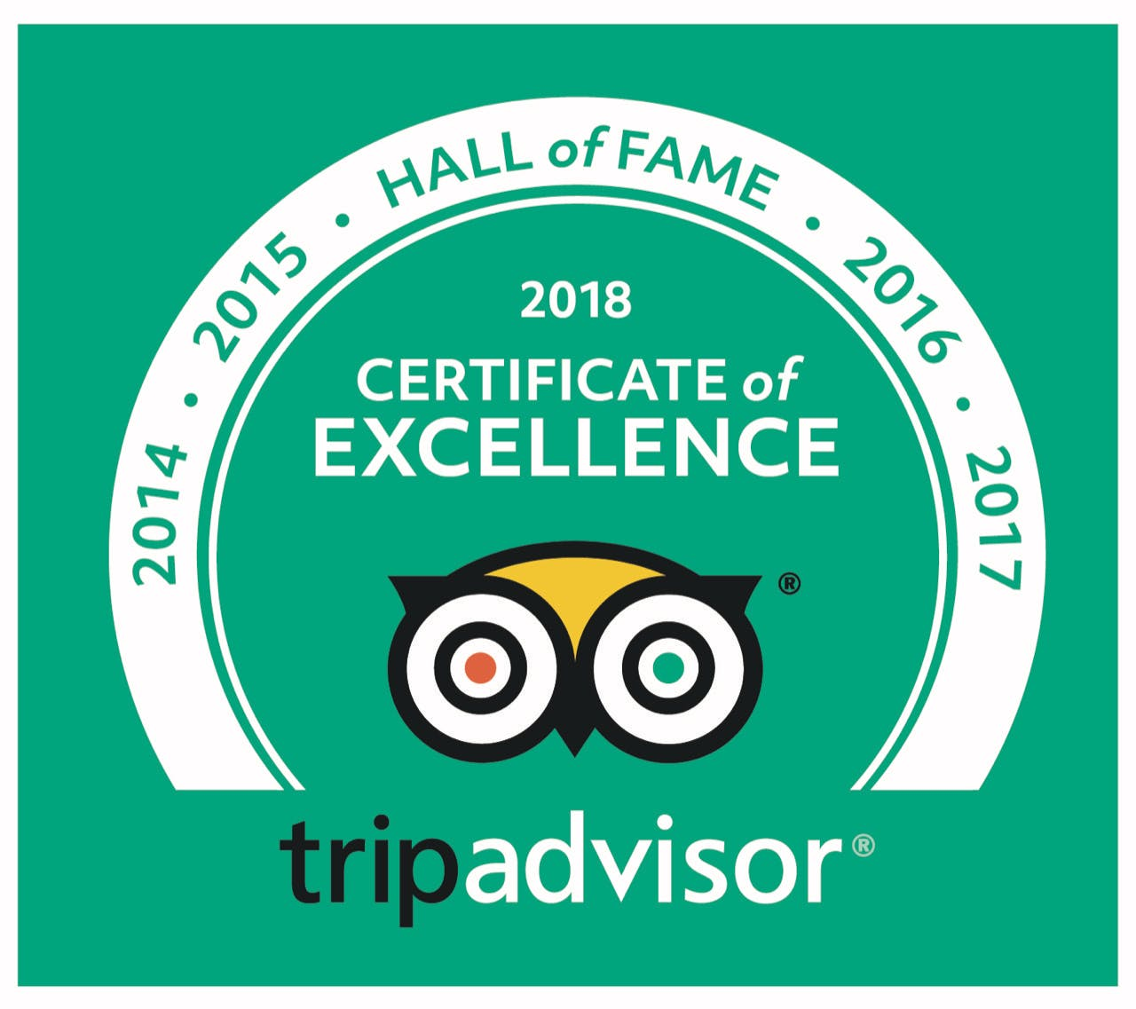 TripAdvisor Hall Of Fame Kangaroo Island Seaside Inn
