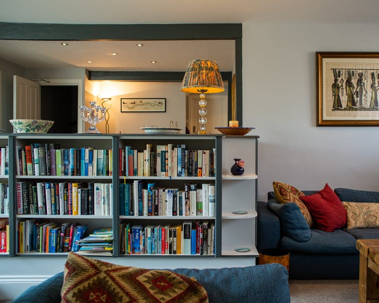 Lounge in the Old Schoolhouse Bed and Breakfast in Haltwhistle, Northumberland