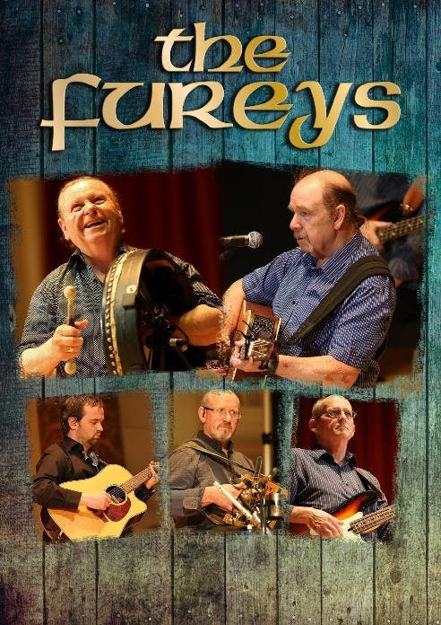 The Fureys live in Brogans, October bank holiday weekend. #stayintrim #trimtourism #livemusic #gigsmeath #thefureys