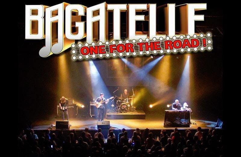 Bagatelle 20th August 2017 in Bakers Loft
