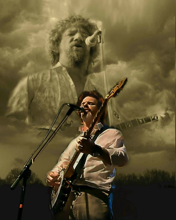 Luke Kelly Tribute with Chris Kavanagh Live in Bakers Loft @ Brogans 14th October
