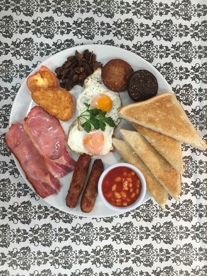Brogans Full Irish breakfast