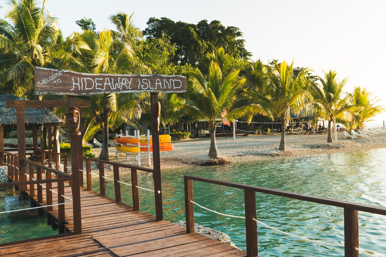 Hideaway Island Resort, Port Vila