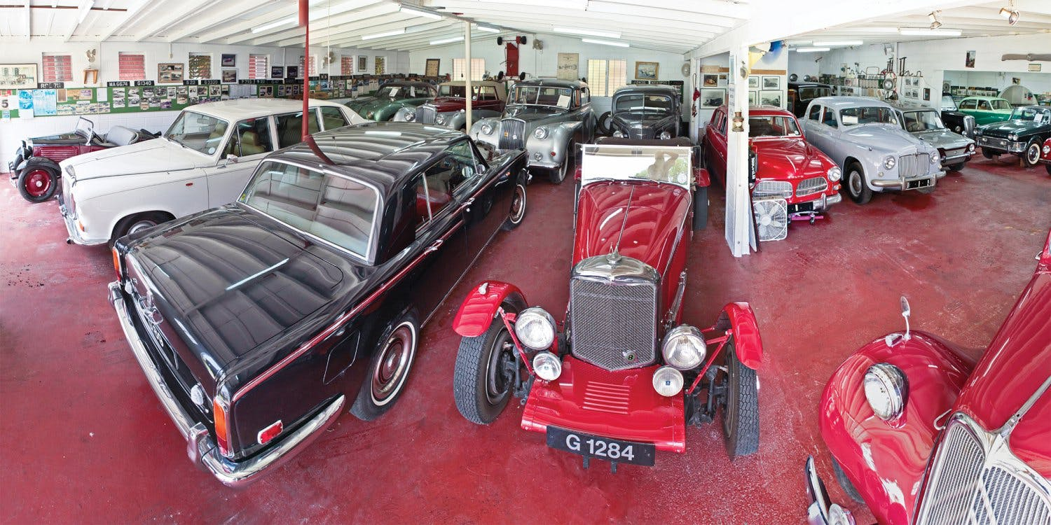 The Mallalieu Motor Collection