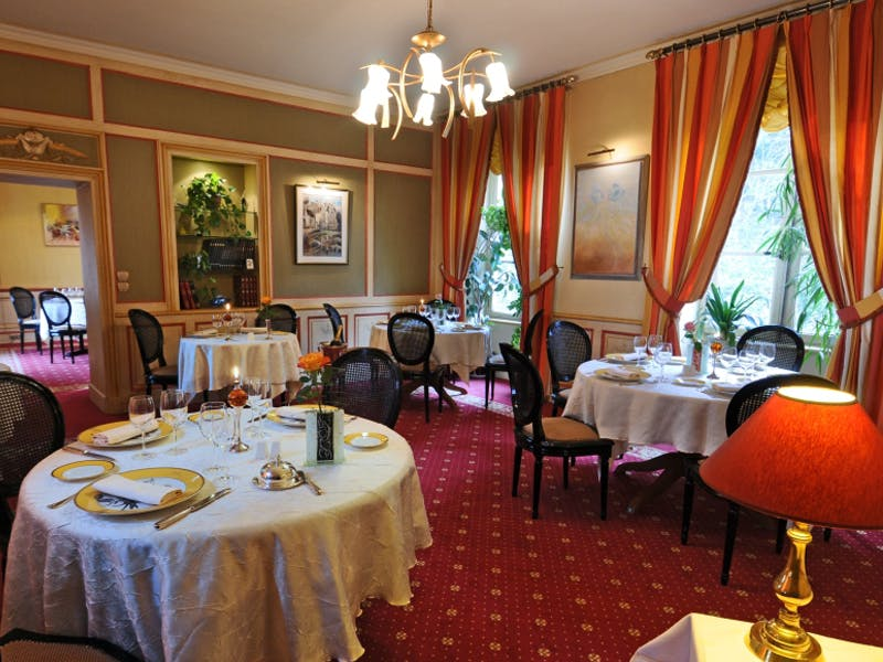 Restaurant La Roche Le Roy in Tours