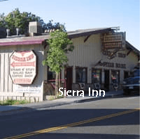 Sierra Inn Restaurant, June Lake