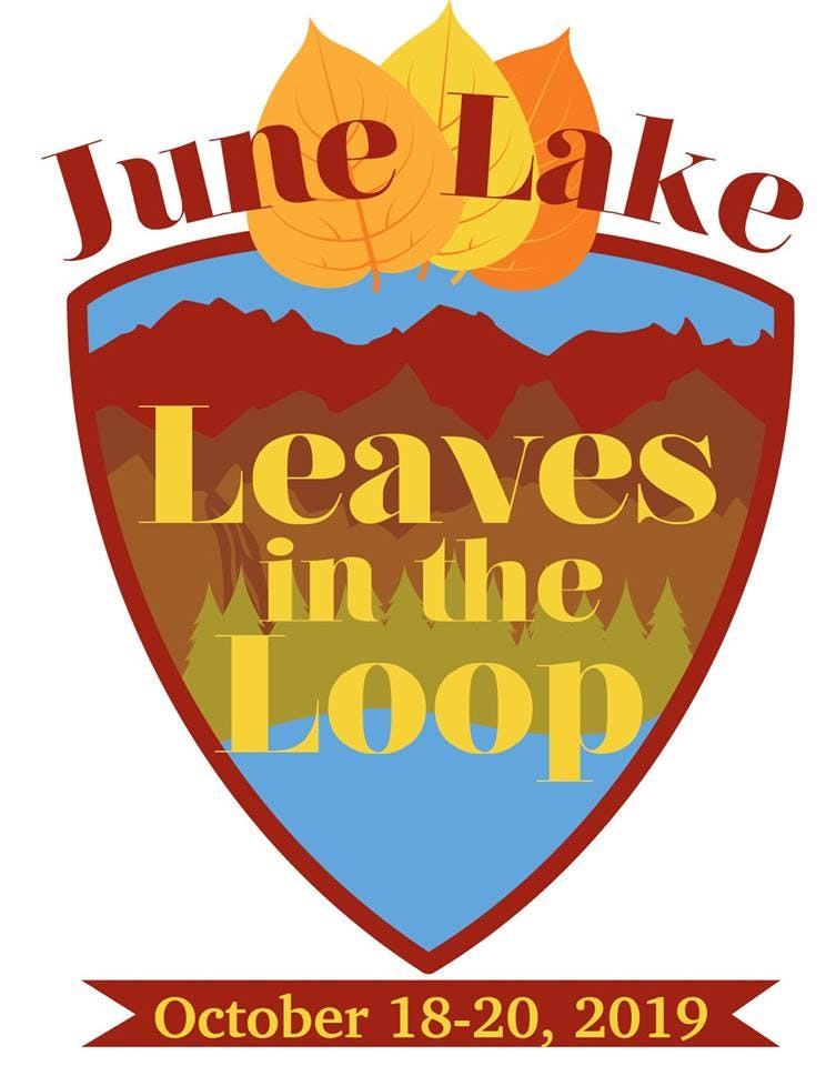 Leaves in the Loop, June Lake