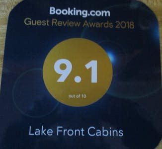 Guest Review award for 2018