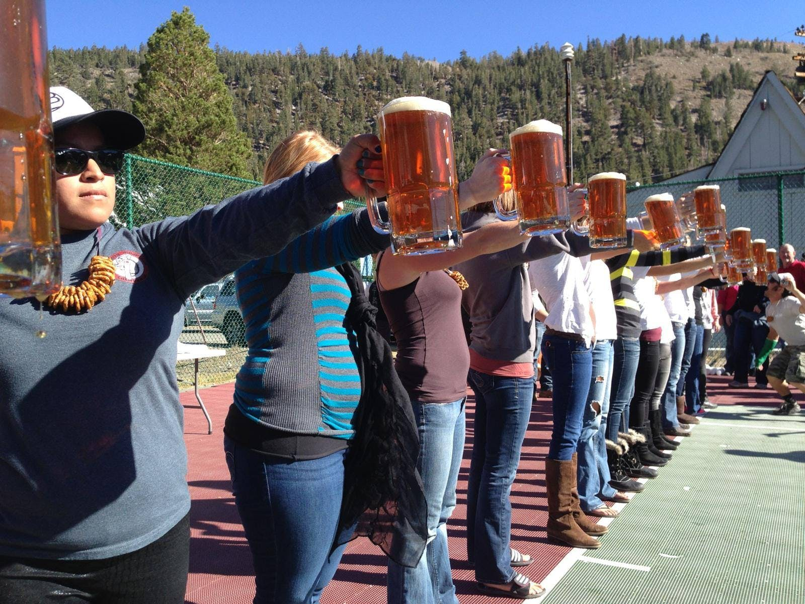June Lake Autumn Beer Fest