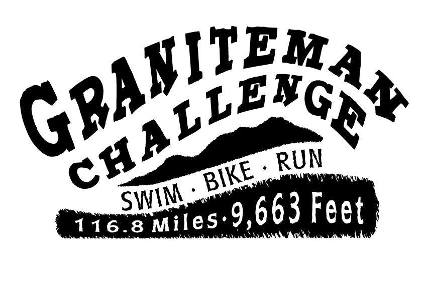 Granite Man - June Lake Swim