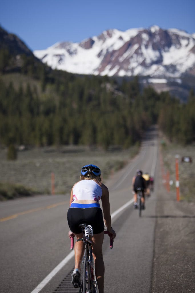 June Lake Triathlon