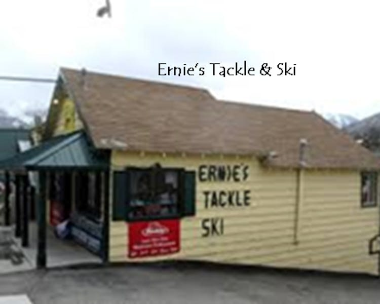 Ernie's Ski and Tackle, June Lake