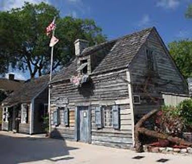 Oldest Wooden Schoolhouse 2016