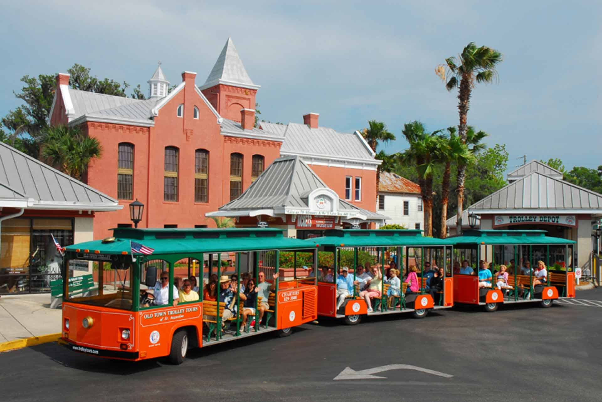 Old Town Trolley Sightseeing