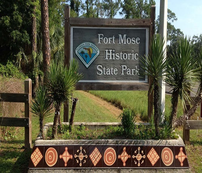 Fort Moses Historic State Park St. Augustine, FL