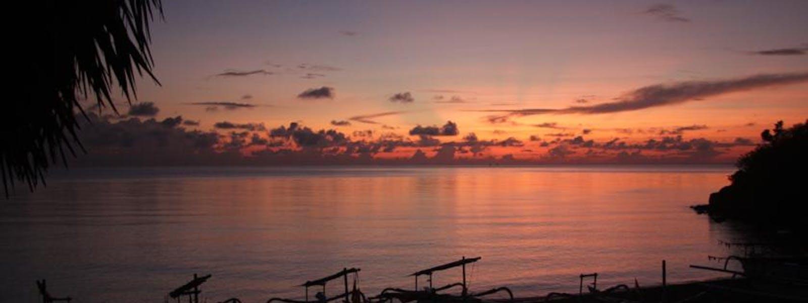 Home Palm Garden Amed Beach Spa Resort Bali