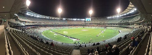 Football at the MCG