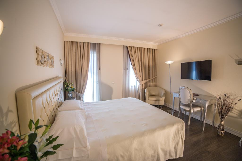Junior suite hotel patavium for Bb fit padova