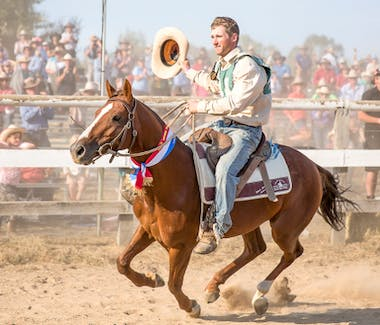 Man From Snowy River Festival April 2nd 2020