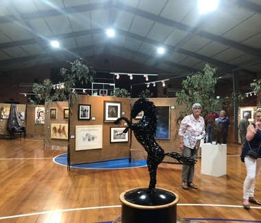 Man from Snowy River Festival Art Show