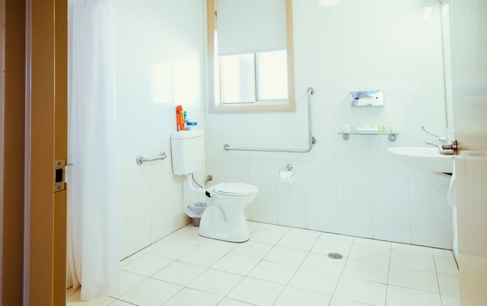 Narrabri accessible room