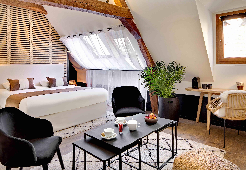 Wohnungen | Hotel des Ducs