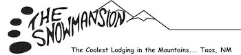 SnowMansion Taos Adventure Lodge - Inn Suites Vacation Rental Juggernaut Boutique Hotel Campground & Botanical Garden
