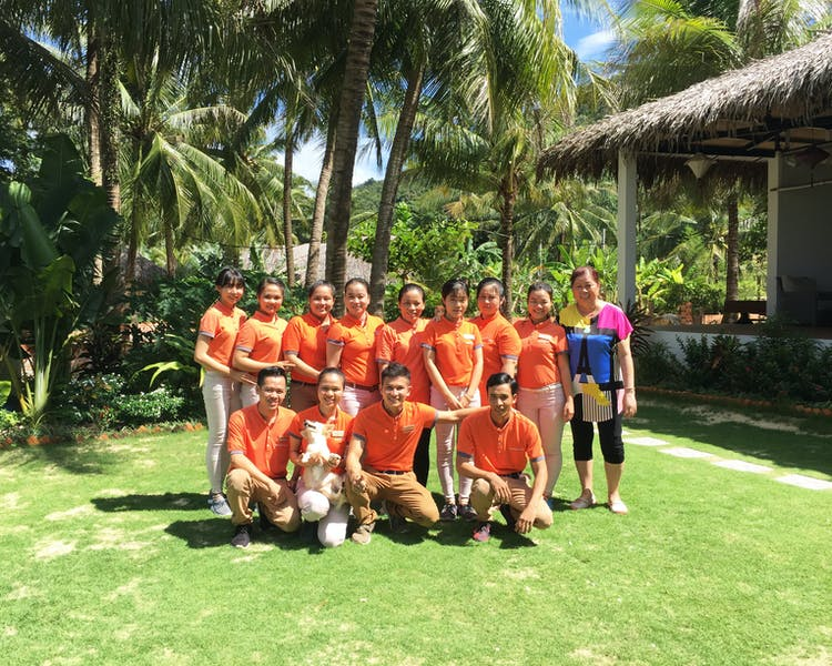 Great Phu Quoc Service at Peppercorn Beach Resort