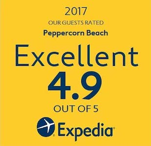Expedia Guest Rated Award