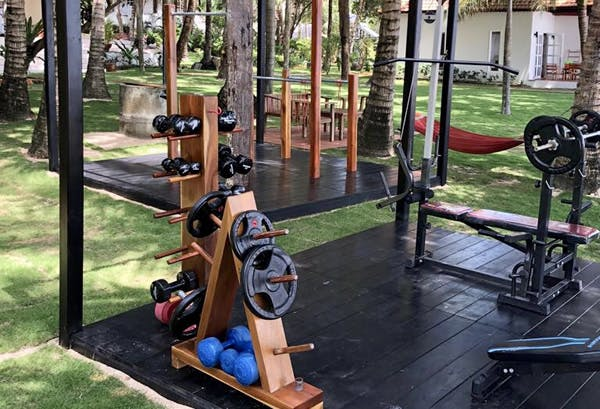 Phu Quoc Gym and fitness facilities