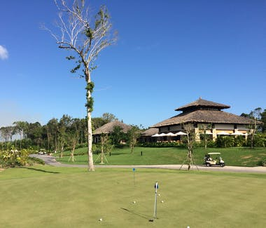Phu Quoc Golf Club House