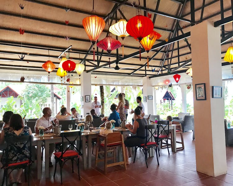 Peppercorn Beach Restaurant in Phu Quoc