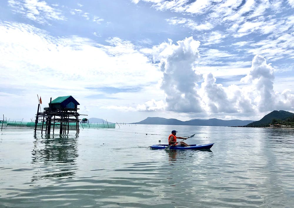 Phu Quoc Kayaks and non motorised watercraft