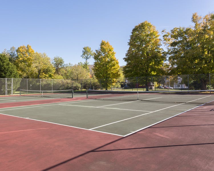 Palmer House Resort Manchester Vermont Tennis Courts