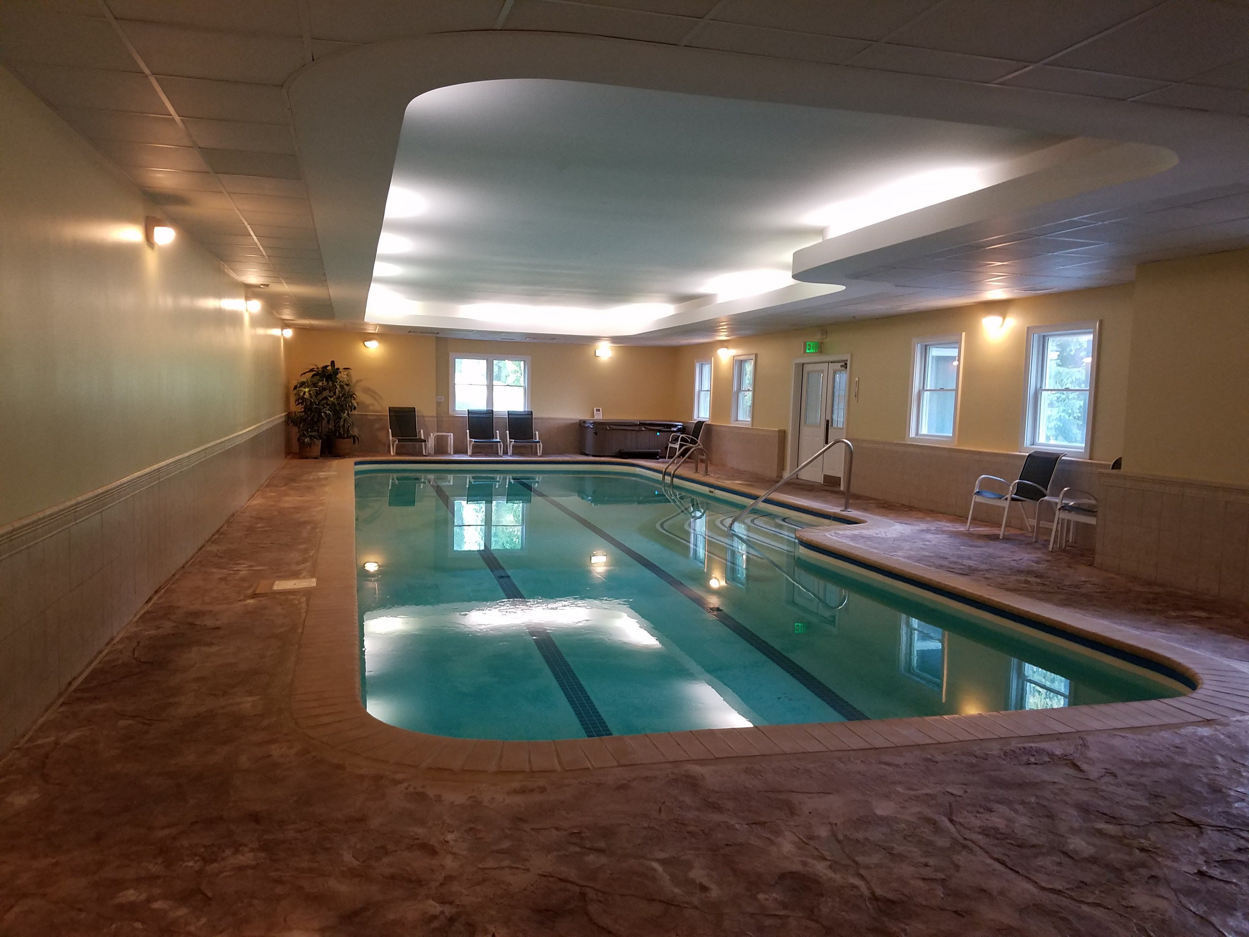 Palmer House Indoor Pool