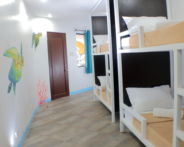 Shared Dormitory Room