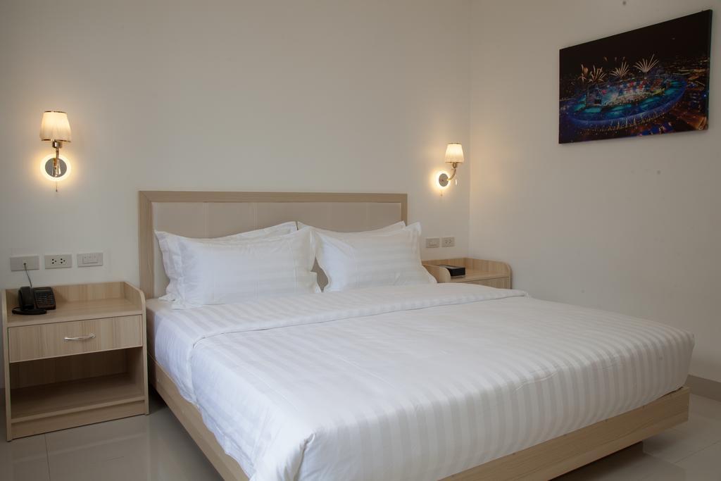 Superior queen room one elnido suite